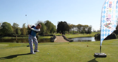 Tricky Rob Funky Golf Trousers Video 2