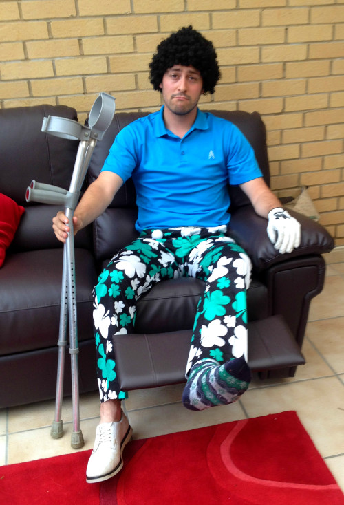 The Open Rory McIlroy Injured