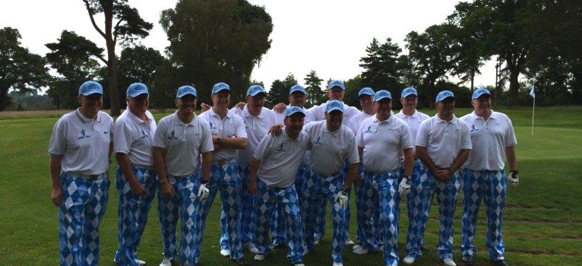 Awesome group in Royal & Awesome Old Toms Trews