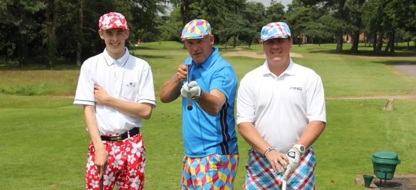 Funky Golf Team: Sparks Golf Event